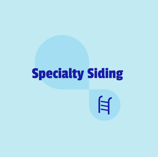 Specialty Siding for Siding Installation And Repair in Tampa, FL